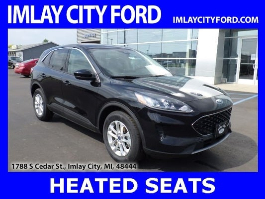 2020 ford escape se 200 in agate black metallic for sale imlay city mi imlay city ford imlay city ford