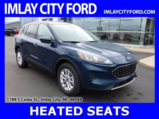 2020 ford escape se 200 in green metallic for sale imlay city mi imlay city ford imlay city ford