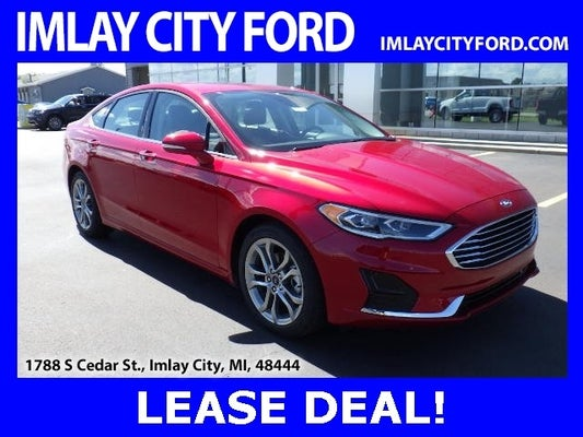 2020 ford fusion sel 200 in red metallic for sale imlay city mi imlay city ford imlay city ford