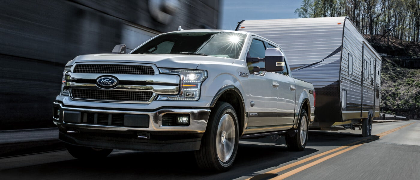 The Ultimate Ford F 150 Towing Capacity Guide 2021 2020 2019